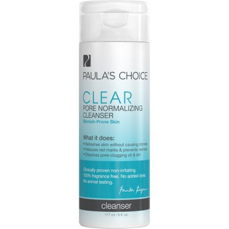 6000 Clear Pore Cleanser