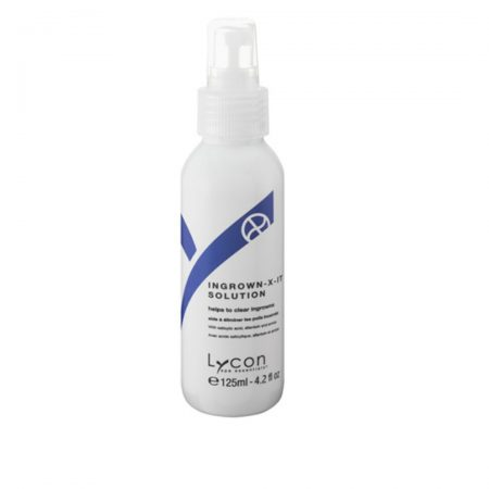 Lycon INGROWN X-IT SERUM SOLUTION SPRAY
