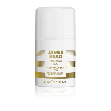 SLEEP MASK TAN FACE 50ML - JAM020G - 5000444029549 - BOTTLE CAPPED
