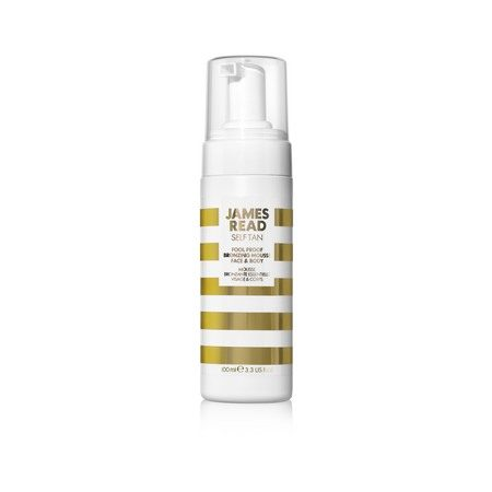 FOOLPROOF BRONZING MOUSSE FACE & BODY 100ML- JAM092G - 5000444031689 - BOTTLE CAPPED