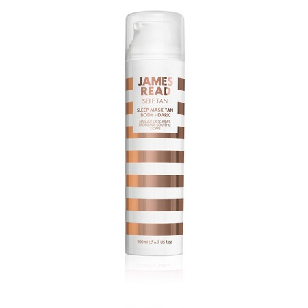 SLEEP MASK TAN BODY DARK 200ML - JAM049G - 5000444030361 - BOTTLE CAPPED