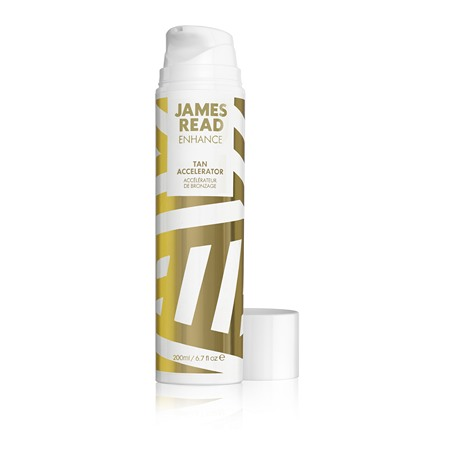 TAN ACCELERATOR FACE & BODY 200ML - JAM026G - 5000444029556 - BOTTLE UNCAPPED