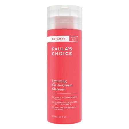 Paula's Choice defense cleanser