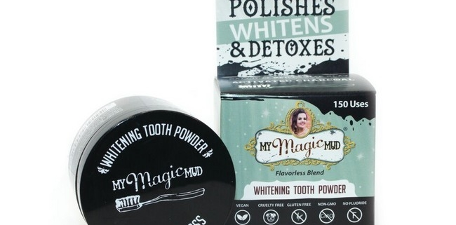 My Magic Mud Toothpowder 1