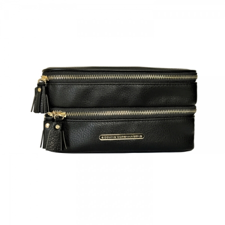 Coming Copenhagen Beautycase black