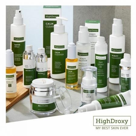HighDroxy Huidverzorging