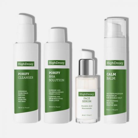 Highdroxy voordeelset Clear & Clean